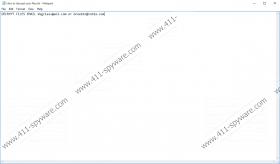 Vegclass@aol.com Ransomware