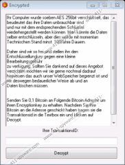 Herbst Ransomware