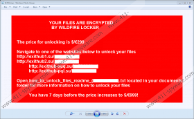 Wildfire Ransomware
