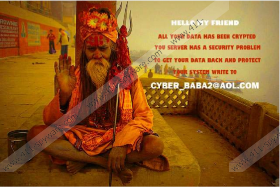 Cyber_baba2@aol.com Ransomware