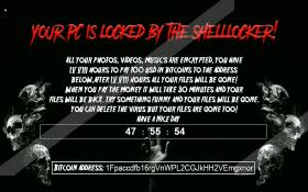 ShellLocker Ransomware