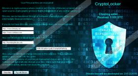 Cryptolocker3 Ransomware