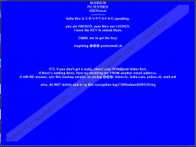 Cryptofag Ransomware