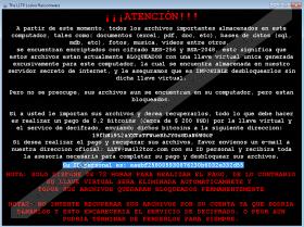 LLTP Ransomware