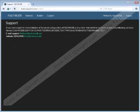 FileFrozr Ransomware