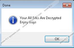 FuckTheSystem Ransomware