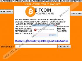 BlackSheep Ransomware