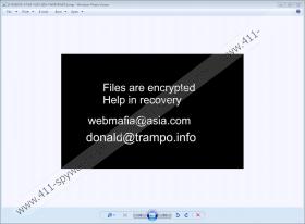 Donald Trampo Ransomware