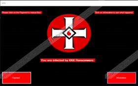 KKK Ransomware