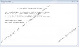 TeslaWare Ransomware
