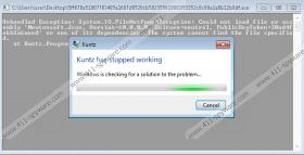Kuntzware Ransomware