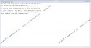 VideoBelle Ransomware