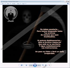 Jhash Ransomware