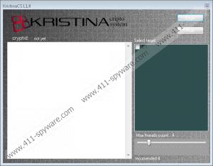 Kristina Ransomware