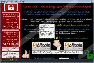 Wannapeace Ransomware