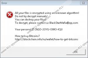 Xorist-XWZ Ransomware