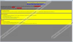 Sepsis Ransomware
