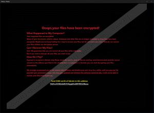 Uselessfiles Ransomware