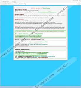 RSA-4096 Ransomware
