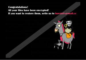 Scarab-Horsuke Ransomware