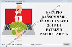 CryptoGod 2018 Ransomware