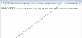 castor-troy-restore@protonmail.com Ransomware