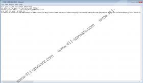 GarrantyDecrypt Ransomware