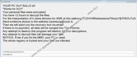 XUY Ransomware