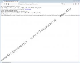 JCry Ransomware