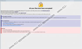 Admin@decryption.biz Ransomware