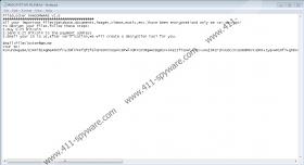FilesLocker Ransomware
