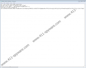 decryptgarranty@airmail.cc Ransomware