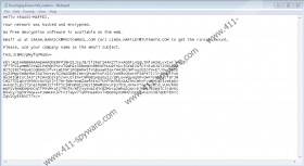 .kraussmfz Ransomware File Extension