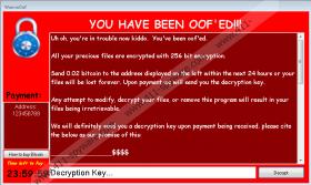 WannaOof Ransomware