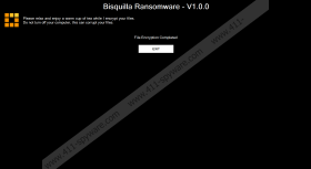 Bisquilla Ransomware