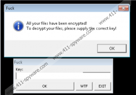 MCrypt2019 Ransomware