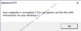 AnteFrigus Ransomware