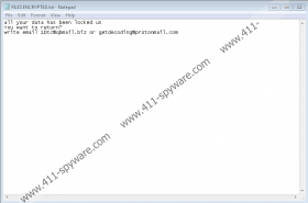Bitx Ransomware