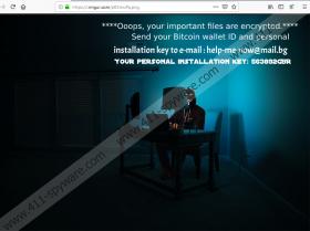 FUCKaNDrUN Ransomware