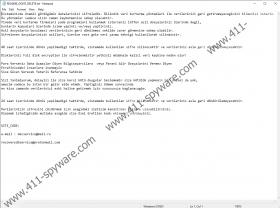 TurkStatik Ransomware