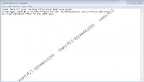 BlueCheeser Ransomware
