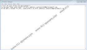 Calix Ransomware