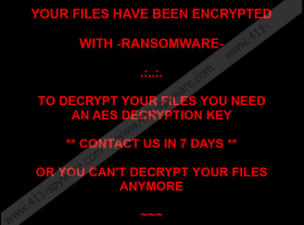 R44s Ransomware