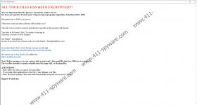 Fonix Ransomware