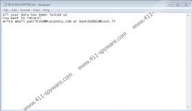 CVC Ransomware