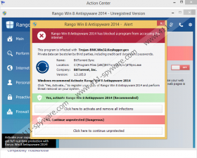 Rango Win 8 Antispyware 2014