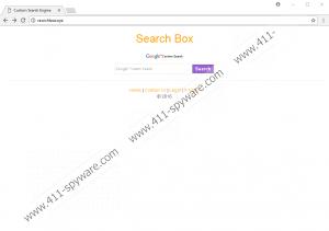 Searchbox.xyz