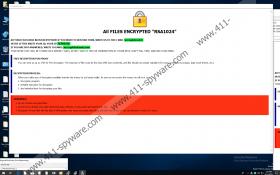 MGS Ransomware