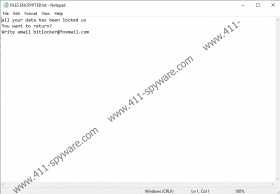 Wiki Ransomware